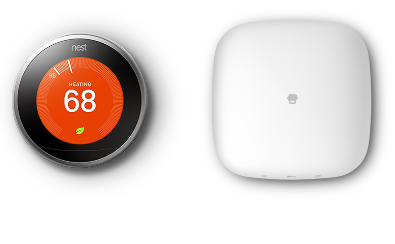 H4 Plus Wifi Cellular Smart Home System