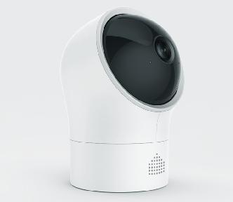 Indoor WiFi Pan/Tilt Camera