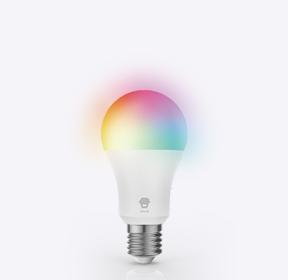 Smart Light Bulb White & Color