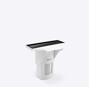 PIR & Microwave Dual-tech Motion Detector